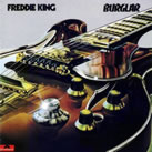 Album cover: Freddie King - Burglar